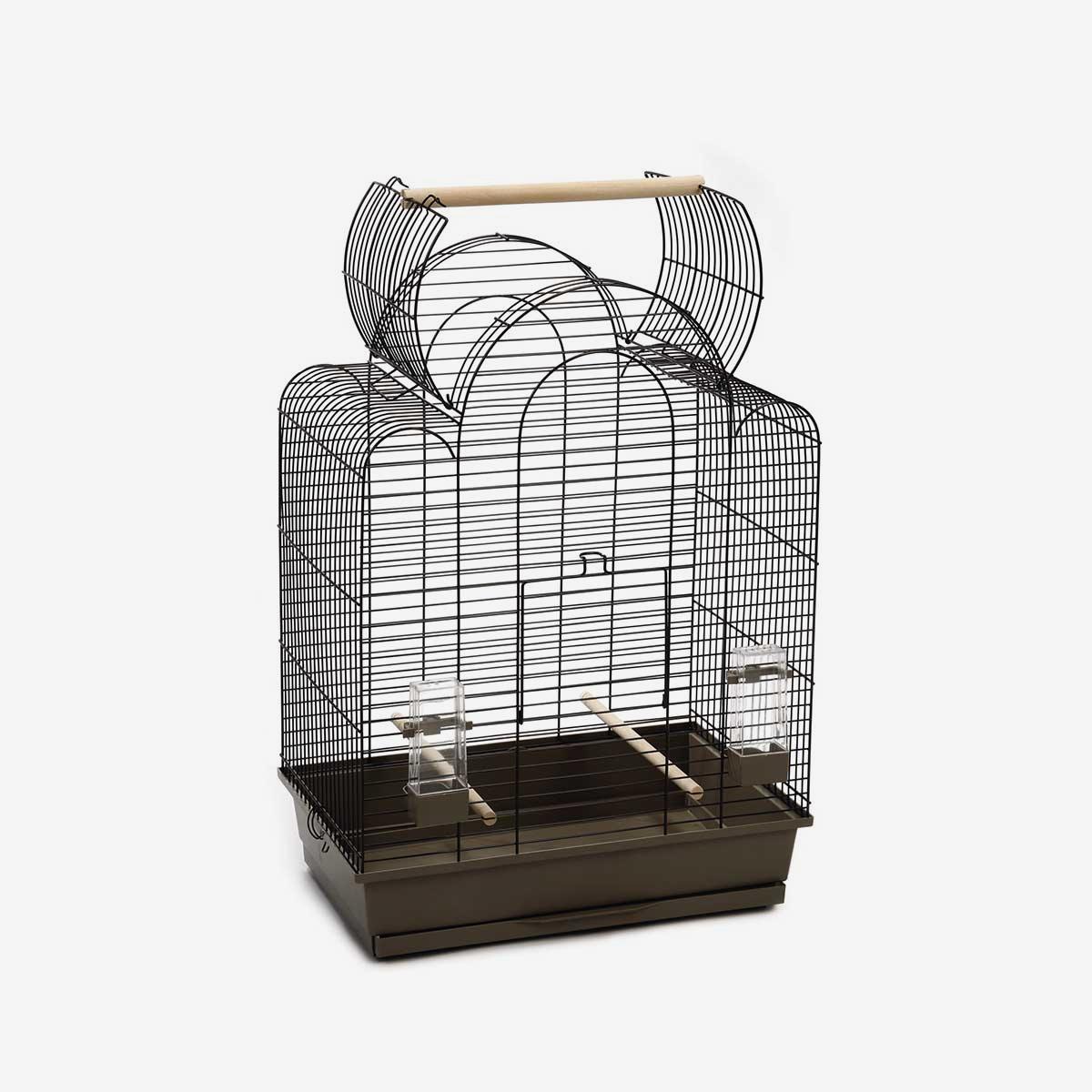 beeztees big sonia offener vogelk fig 45 x 34 x 74 horze. Black Bedroom Furniture Sets. Home Design Ideas