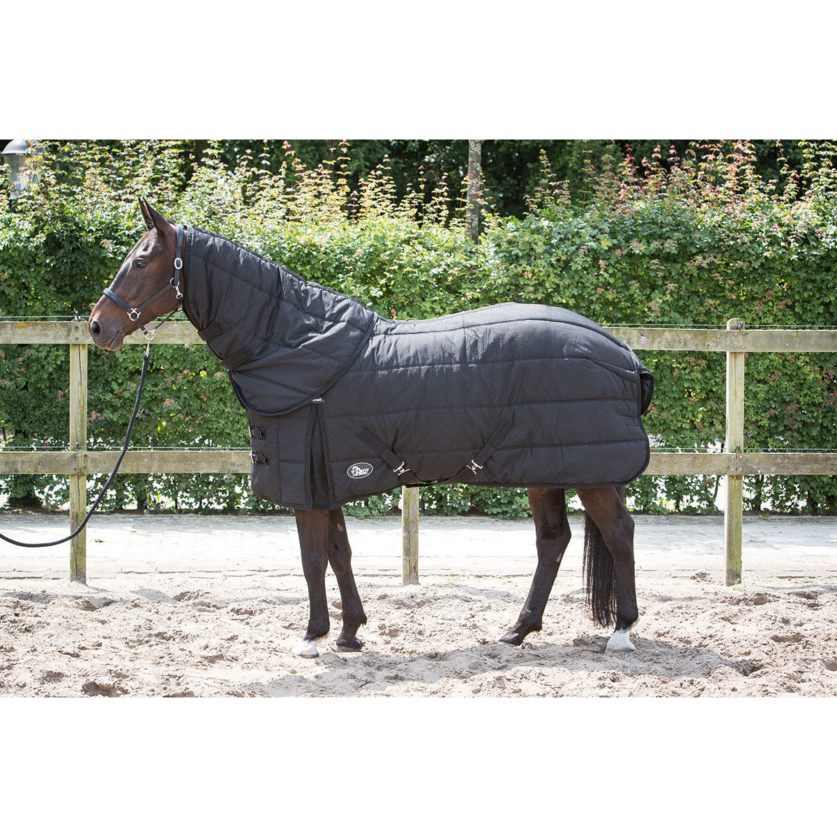 Stalldecke Highliner 300g Harrys Horse Thermodecke Winterdecke Unterziehdecke