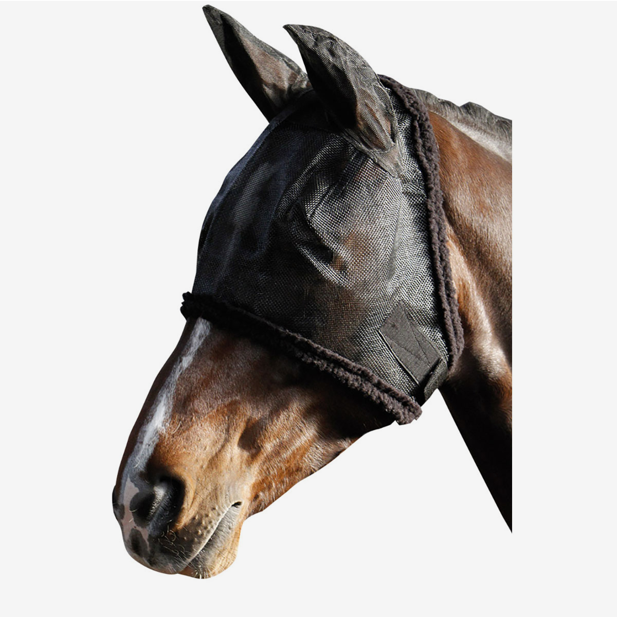 harry 39 s horse fliegenmaske aus mesh horze. Black Bedroom Furniture Sets. Home Design Ideas