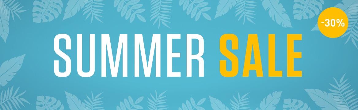 summer sale 30